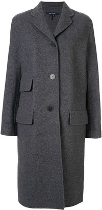 Sofie D'hoore Cruz double-faced coat