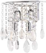 Marquis by Waterford Liffey Wall Light - Chrome