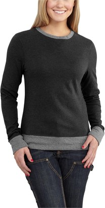 Carhartt Women's Pondera Crewneck Shirt