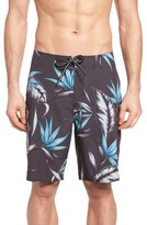 Quiksilver Men's Waterman Collection Chorus Paradise Board Shorts