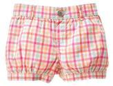 Gymboree Plaid Bubble Shorts