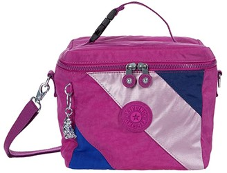 Kipling Graham (Pink Mix Block) Cross Body Handbags
