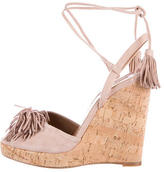 Aquazzura Wild Thing Wedge Sandals