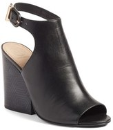 Tory Burch Women's Grove Open Toe Bootie