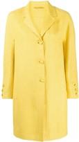 Ermanno Scervino buttoned cocoon coat