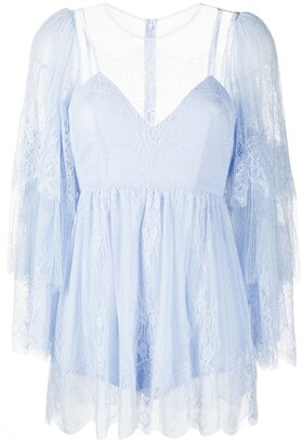 Alice McCall Mi Amor playsuit