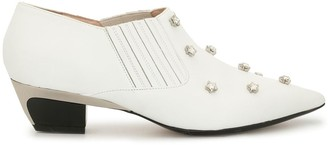 No.21 Star-Studded Short Boots