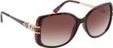Rocawear Women's R3199 Rectangle Sunglasses