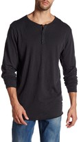 Kinetix Cruiser Long Sleeve Henley Shirt