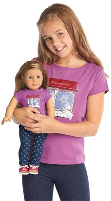 AMERICAN GIRL Truly me - COCONUT TEE FOR GIRLS, XS