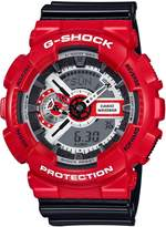 Casio G-SHOCK GA-110RD-4AJF Japan import Men's