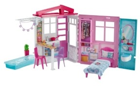 Barbie Mattel Doll, House, Furniture and Accessories