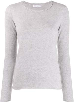 Majestic Filatures round-neck cashmere pullover