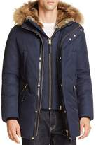 Mackage Edward Fur Trim Hooded Jacket