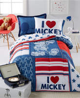 Disney Mickey Americana Bedding Collection