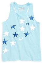 Under Armour Girl's Star Heatgear Tank