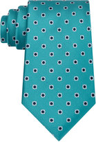 Club Room Men's Margarita Neat Tie, Only at Macy's