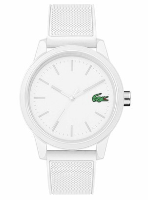 Lacoste Men's TR90 Quartz Watch with Rubber Strap