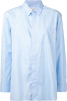 MACKINTOSH classic boyfriend fit shirt