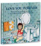Bed Bath & Beyond Love You Forever Hardcover Book