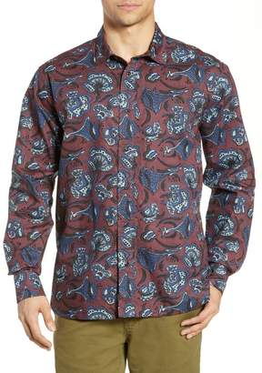 Scotch & Soda Batik Print Shirt
