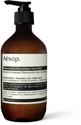Aesop Resurrection Aromatique Hand Balm (500ml)