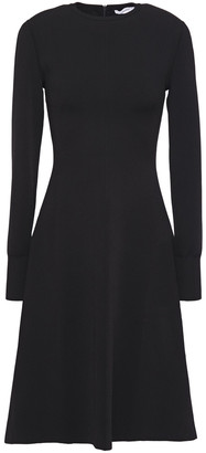 CASASOLA Flared Stretch-knit Dress