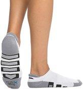Hanes X-Temp Men`s Active Cool Heel Shield Socks, 534/4WB