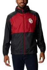 Columbia Oklahoma Sooners Men's Flash Forward Jacket