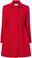 RED Valentino classic fitted coat