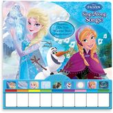 "Disney Frozen"" Sing-Along Piano Book"