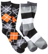 Xhilaration Halloween Crew Socks - Assorted Colors/Patterns One Size Fits Most