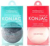 Back to Basics Konjac Sponge Set of 4