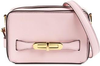 Alexander McQueen Myth Leather Shoulder Bag