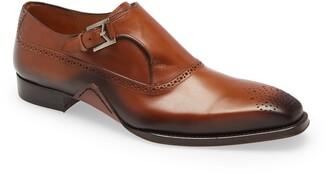 Mezlan Phillipe Monk Strap Shoe