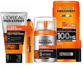 L'Oreal Men Expert Hydra Energetic Regime Kit (Worth £30.19)