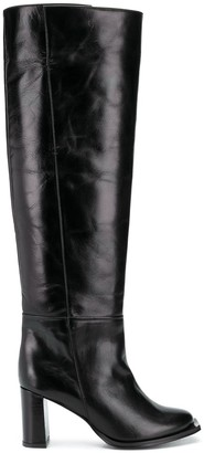 Dorothee Schumacher Sporty Elegance tall slouch boots