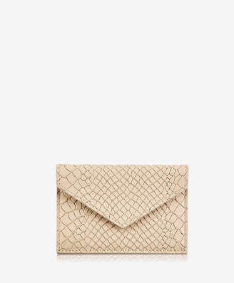GiGi New York Gift Card, Personalized Acai Leather Mini Card Case