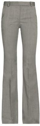 Alexander McQueen Sharkskin Wool Pants