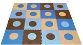 Tadpoles Playmat Set, Blue/Brown