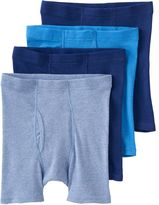 Hanes Boys Ultimate 4-Pack Boxer Briefs
