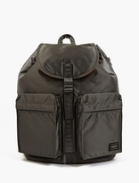 Porter Grey Tanker Backpack