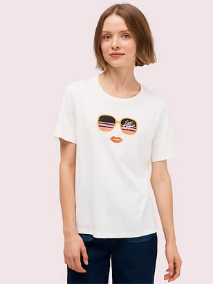 Kate Spade Vegas Sunglasses Tee