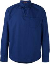 Barena half-placket shirt - men - Cotton - 46