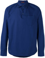Barena half-placket shirt - men - Cotton - 48