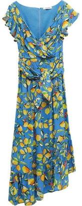 Great Plains Sorrento Lemon Dress