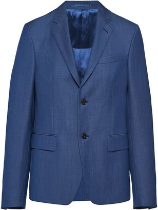 Prada Wool Slim-Fit Blazer