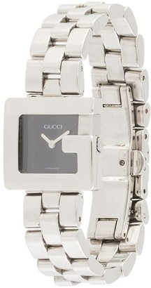 Gucci Pre Owned 3600L G Series wrist watch