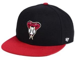 '47 Boys' Arizona Diamondbacks Basic Snapback Cap