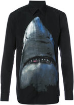Givenchy shark print shirt - men - Cotton - 38